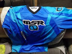 MSR Motocross jersey XXL for Sale in NEW PRT RCHY, FL