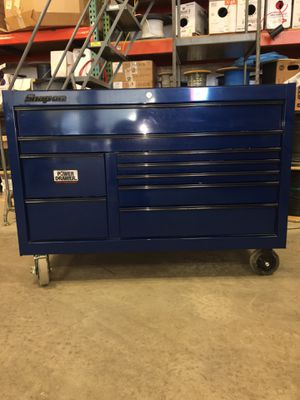 Snap on tool box (new) Xmas special 2000 and it's yours for Sale in Amarillo, TX