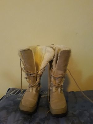 Size 3 Girl boots for Sale in Chula Vista, CA