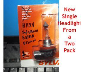 NEW Headlight Sylvania-Osram Extra Vision H11 XV for Sale in Apopka, FL