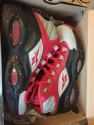 Reebok Question Mid size 8.5 for Sale in Severn, MD