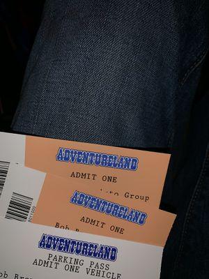 Adventureland tickets for Sale in Kellogg, IA