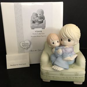 """Precious Moments #173019 """"Nestled In Your Love"""" for Sale in Irvine, CA"""