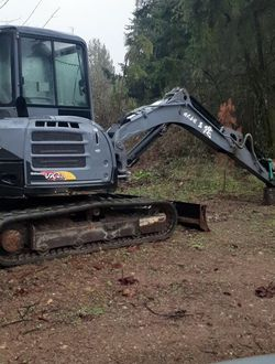 Yanmar ViO40 Excavator 2008 for Sale in Federal Way,  WA