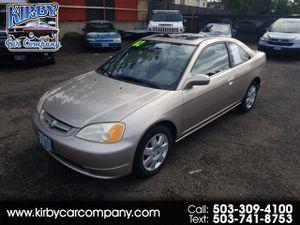 2002 Honda Civic for Sale in Portland, OR