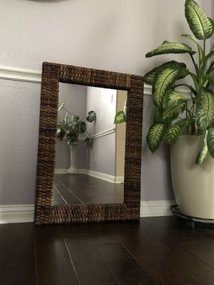 Gorgeous World Market Mirror for Sale in Bee Cave, TX