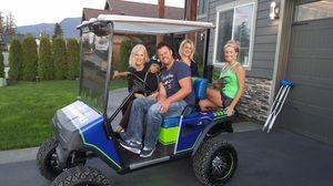 1990 ez go golf cart for Sale in Bellingham, WA