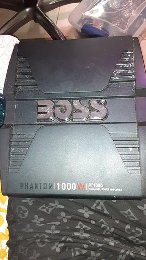 Boss Phantom 1000watts for Sale in Miami, FL