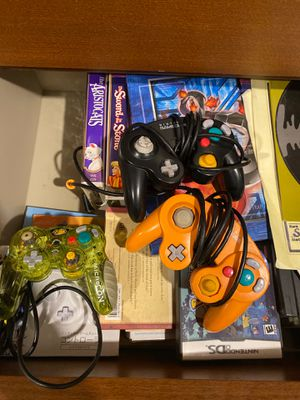 Gamecube controllers for Sale in West Warwick, RI