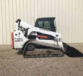 GOOD Mechanical Condition 2016 Bobcat T770 Skid Steer for Sale in San Francisco,  CA
