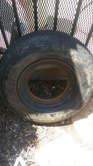 8-14.5 mh 14pr trailer tire for Sale in Midlothian, TX