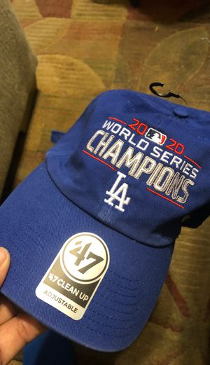 World Series Champions Adjustable Hat for Sale in Monterey Park, CA