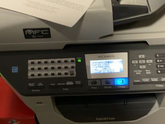 Brother Multifunction Laser Printer for Sale in North Bend,  WA