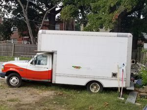 Ford 350 Uhaul truck for Sale in Washington, DC