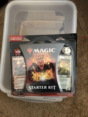 Magic spellslinger starter kit for Sale in Foster City, CA