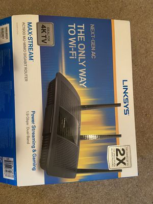 Linksys Wifi Router for Sale in Neffsville, PA