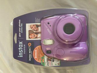 Instax Camera Mini 7 for Sale in Hoffman Estates,  IL