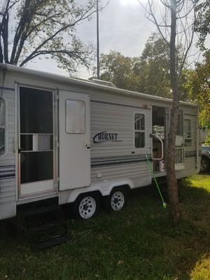 18ft trailer good condition asking 3000 obo for Sale in Houston, TX