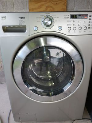 Lg tromm washer for Sale in Hidalgo, TX
