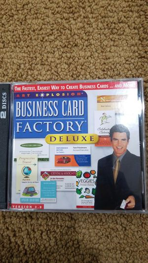 Business card CD for Sale in Bellevue, WA