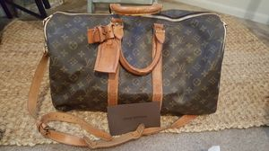 Louis vuitton keepall 45 for Sale in Puyallup, WA