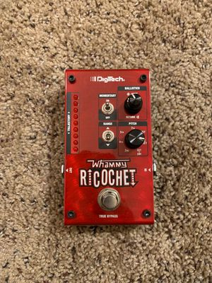DigiTech Whammy guitar pedal for Sale in San Diego, CA