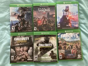 Xbox One Games for Sale in St. Petersburg, FL