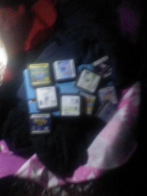 Nintendo DS with 10 games for Sale in Kingsport, TN