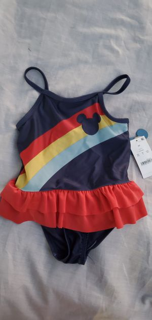Mickey mouse bathing suit size 2T for Sale in Fresno, CA