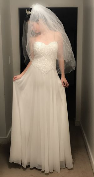 Wedding dress NEW with tags for Sale in Boston, MA