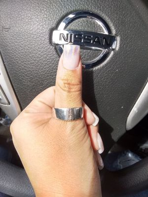 Men's Sterling Silver Diamond Ring for Sale in Palmdale, CA