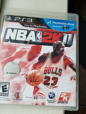 NBA 2K11 - PS3 GAME for Sale in Chambersburg, PA