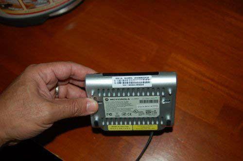 AT&T Motorola DSL Modem