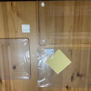 Clear Laptop Case For Mac Book Pro 13 for Sale in Mission Viejo, CA