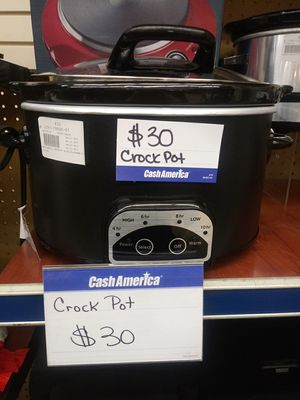 Crockpot $30 for Sale in Chicago, IL