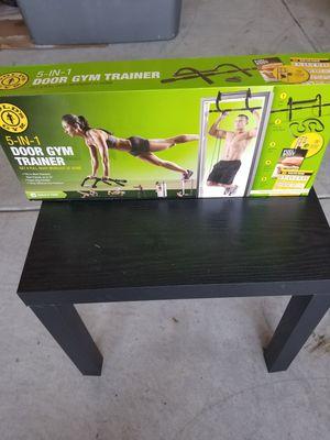 5 in 1 Door Gym Trainer for Sale in Suffolk, VA