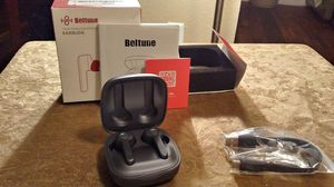 Boltune True Wireless earbuds Bluetooth V5.0 Headphones . for Sale in Austin, TX