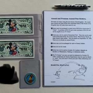 Disney Lot Items for Sale in San Dimas, CA