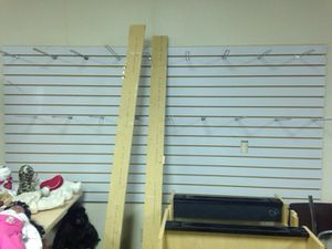 Slot wall 4x8 sheets for Sale in Caledonia, MI
