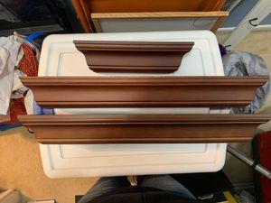 3 Wooden shelves for Sale in Herndon, VA