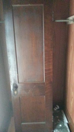 Door for closet for Sale in Garfield Heights, OH