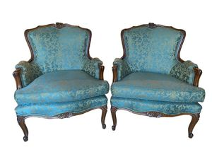1960 Antique French Louis XV arm chair for Sale in Sunrise, FL