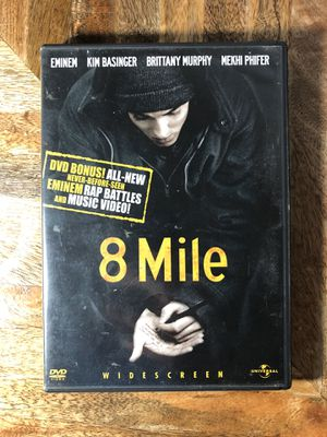 8 Mile [WS] [Uncensored Bonus Materials] [DVD] [2002] for Sale in Houston, TX