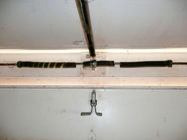 NEW Garage door springs Heavy Duty last longer