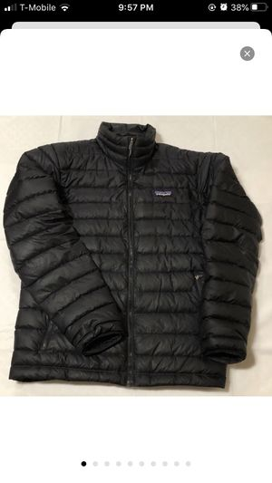 Patagonia Down Puffer Jacket (Men's S) for Sale in National City, CA