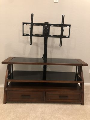 Wood/Metal Tv Stand for Sale in Sun City, AZ