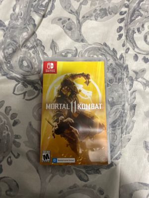 Mk11 for Switch for Sale in Kentwood, MI