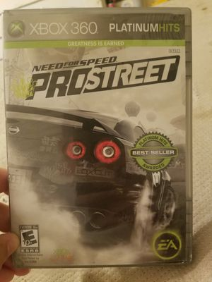 Need For Speed Pro Street for Sale in Bowling Green, MO