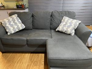 Grey Sofa - Like New. for Sale in Monrovia, CA