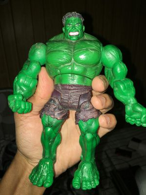 Super poseable, Incredible Hulk figure for Sale in Baltimore, MD